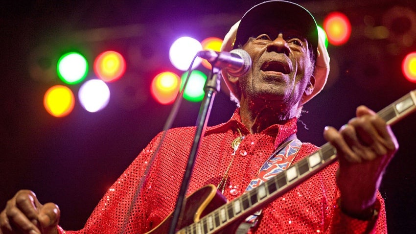 Hamilton music scene mourns Chuck Berry
