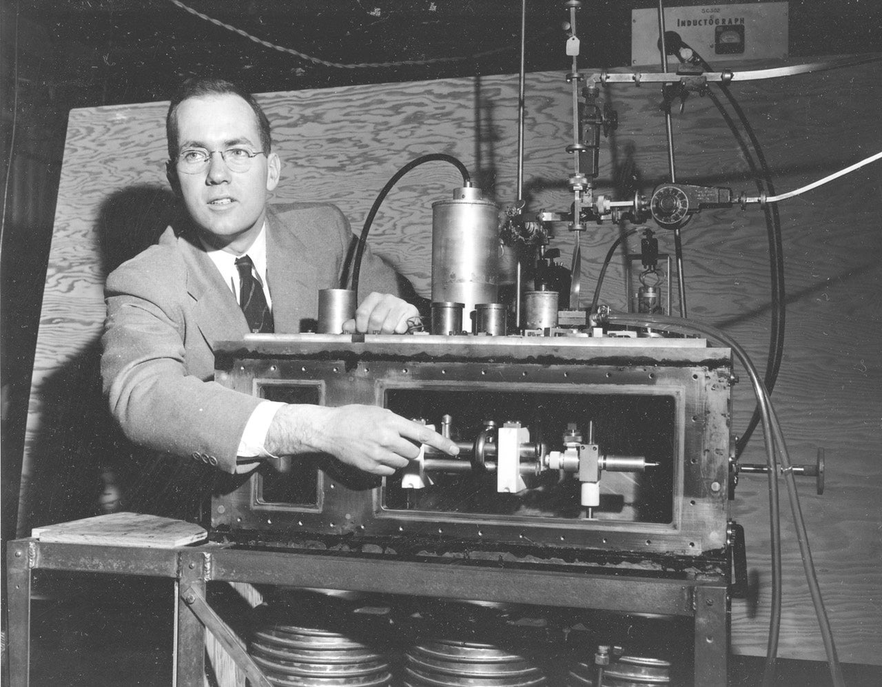 Inventor of the Laser Dies
