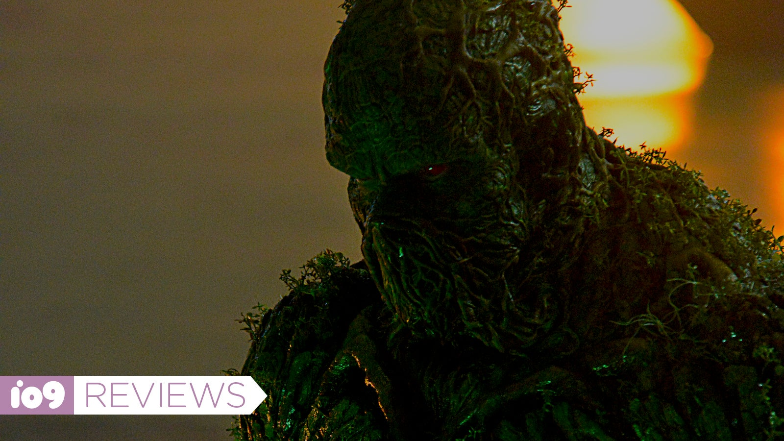 The Scary Thing About DC Universe's Swamp Thing Is How Good It Is