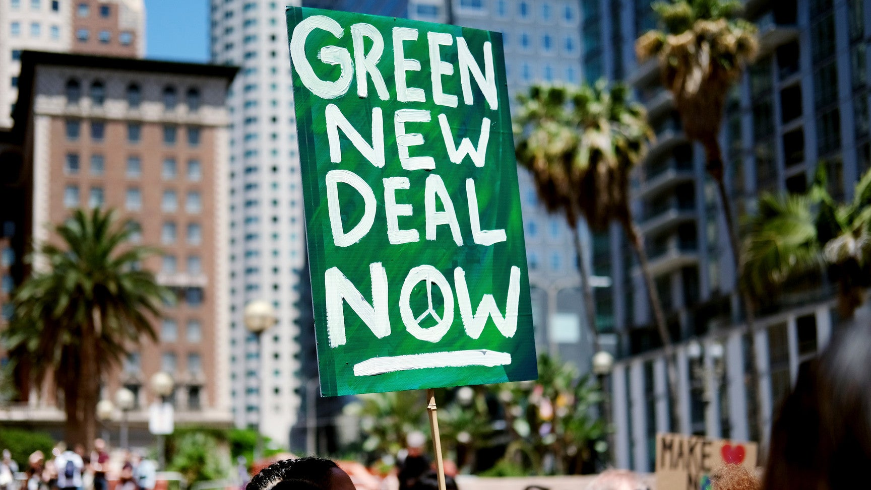 Could We Have A Global Green New Deal?