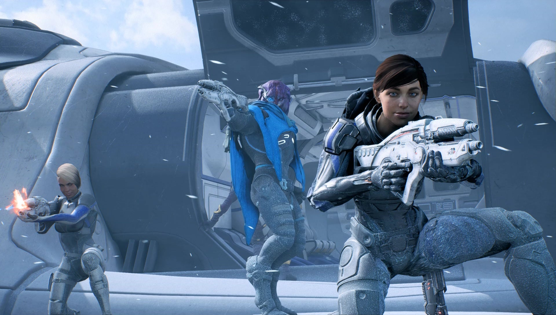 Sources: BioWare Montreal Downsized, Mass Effect Put On Ice For Now