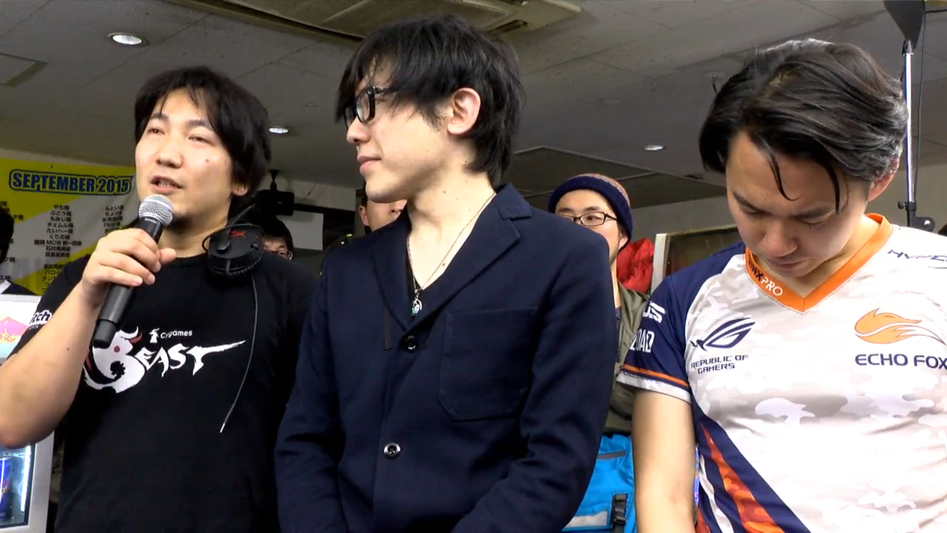 A Clash Between Two Fighting Game Legends Ends In Tears And Resolve