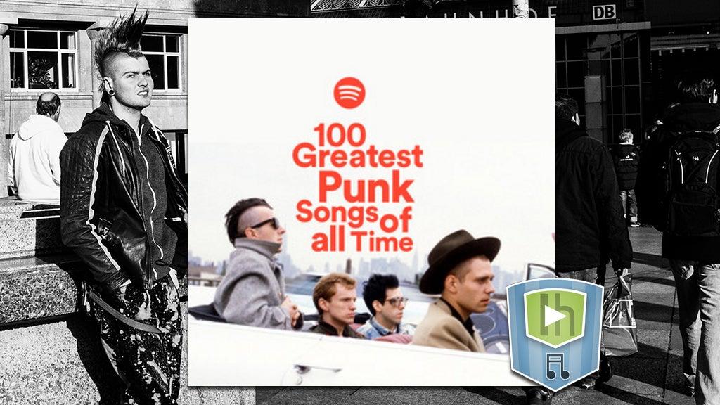 The Greatest Punk Hits Playlist