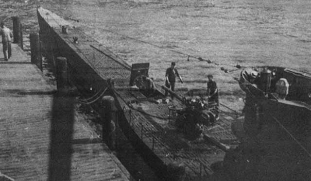 A German U-Boat From WWII Has Been Found Off The Coast of North Carolina