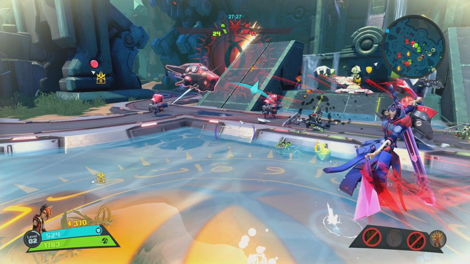 Battleborn: The Kotaku Review