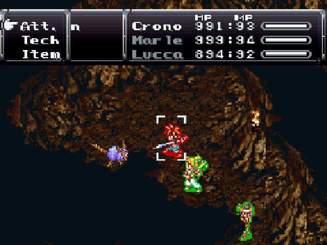 Chrono Trigger's Techs Get a 3D Update