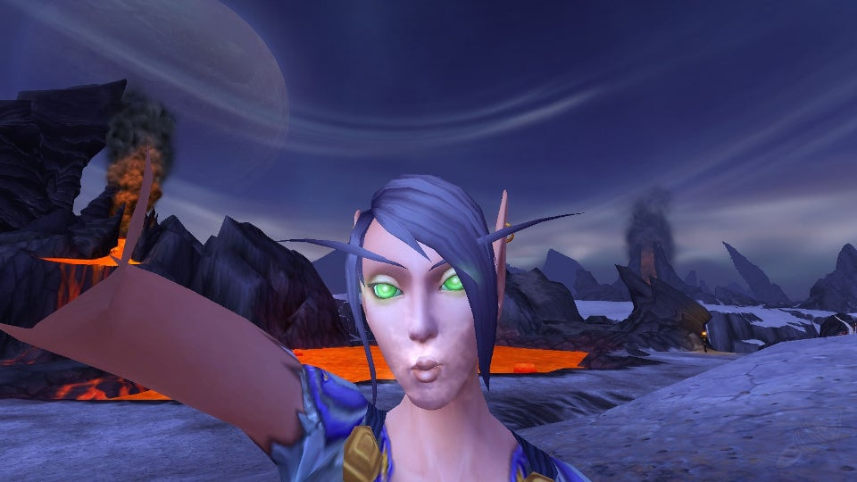 Soon You Will Be Able To Take Selfies In World Of Warcraft
