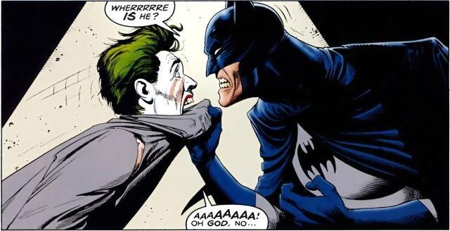 Batman's Next Game Won't Revolve Around His Greatest Enemy