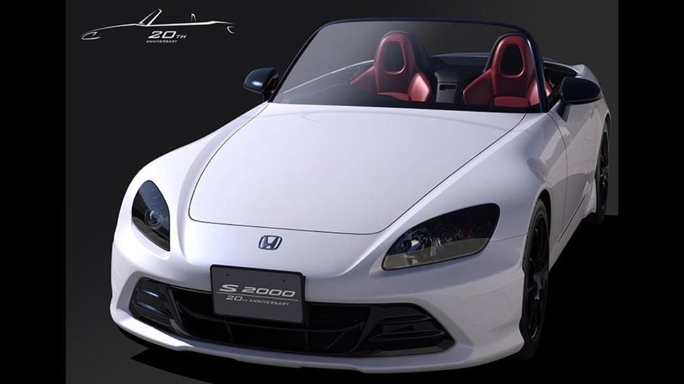 The Honda S2000 To Return As A New Custom One-Off To Remind Everyone It's An Icon