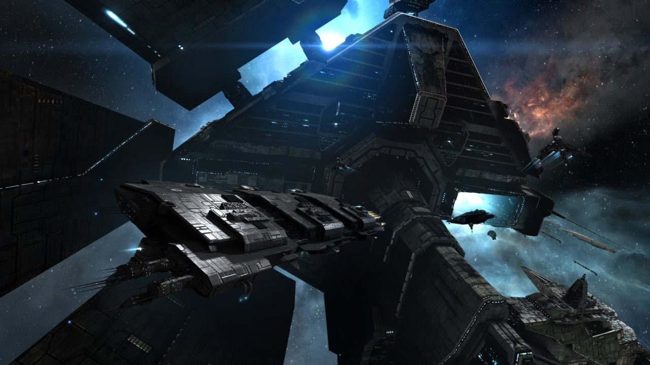 One Of EVE Online's Most Challenging Jobs Is Being A Space Trucker