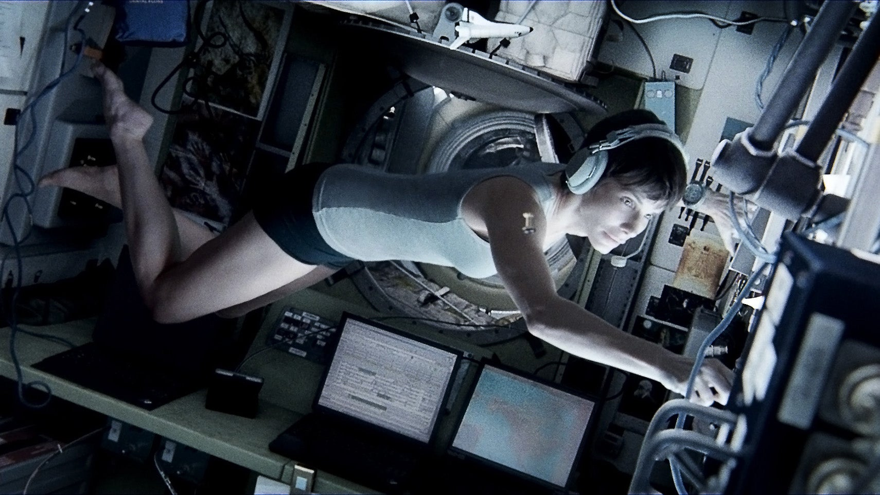 The Complete List Of Movies And TV Shows On Board The International Space Station