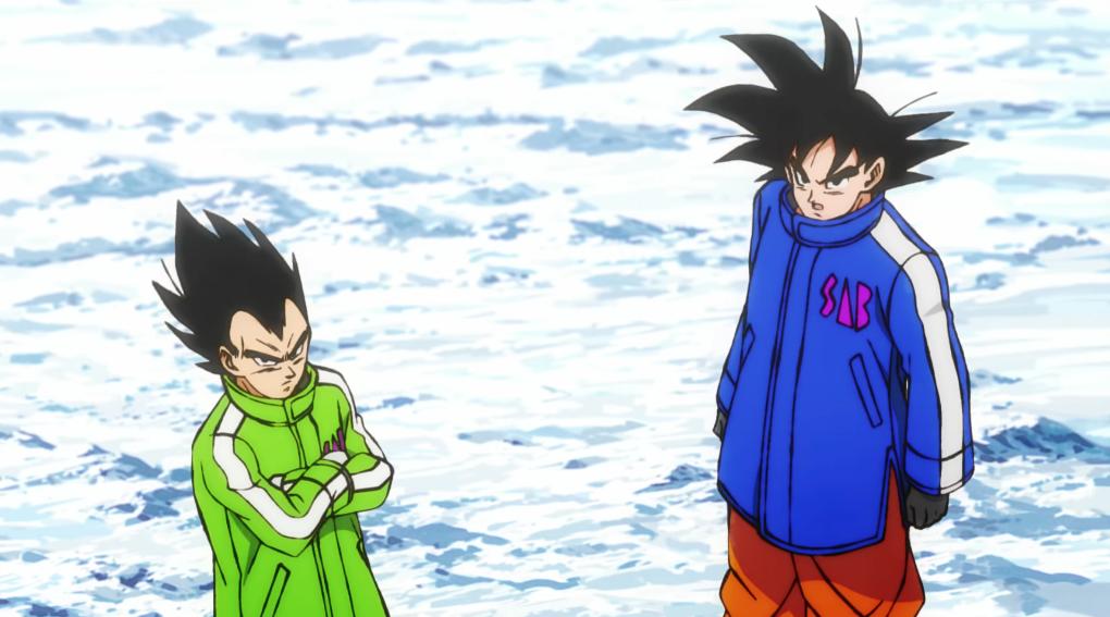 People Love Goku And Vegeta's New Jackets