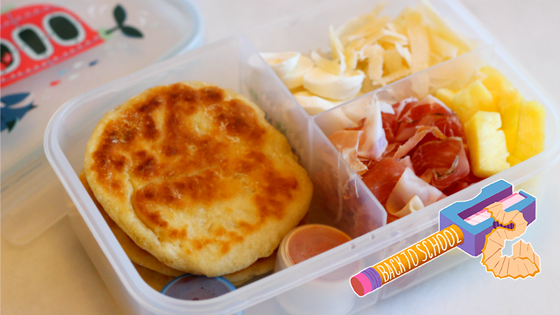 Feed Your Inner (Or Actual) Child With Mini Lunch Box Pizzas