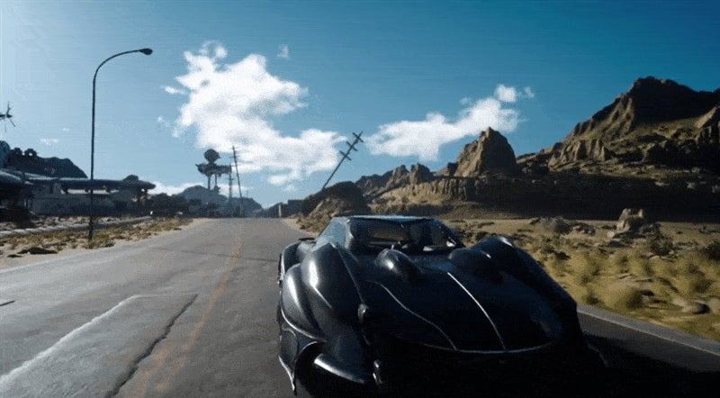 Nine Things Revealed about Final Fantasy XV