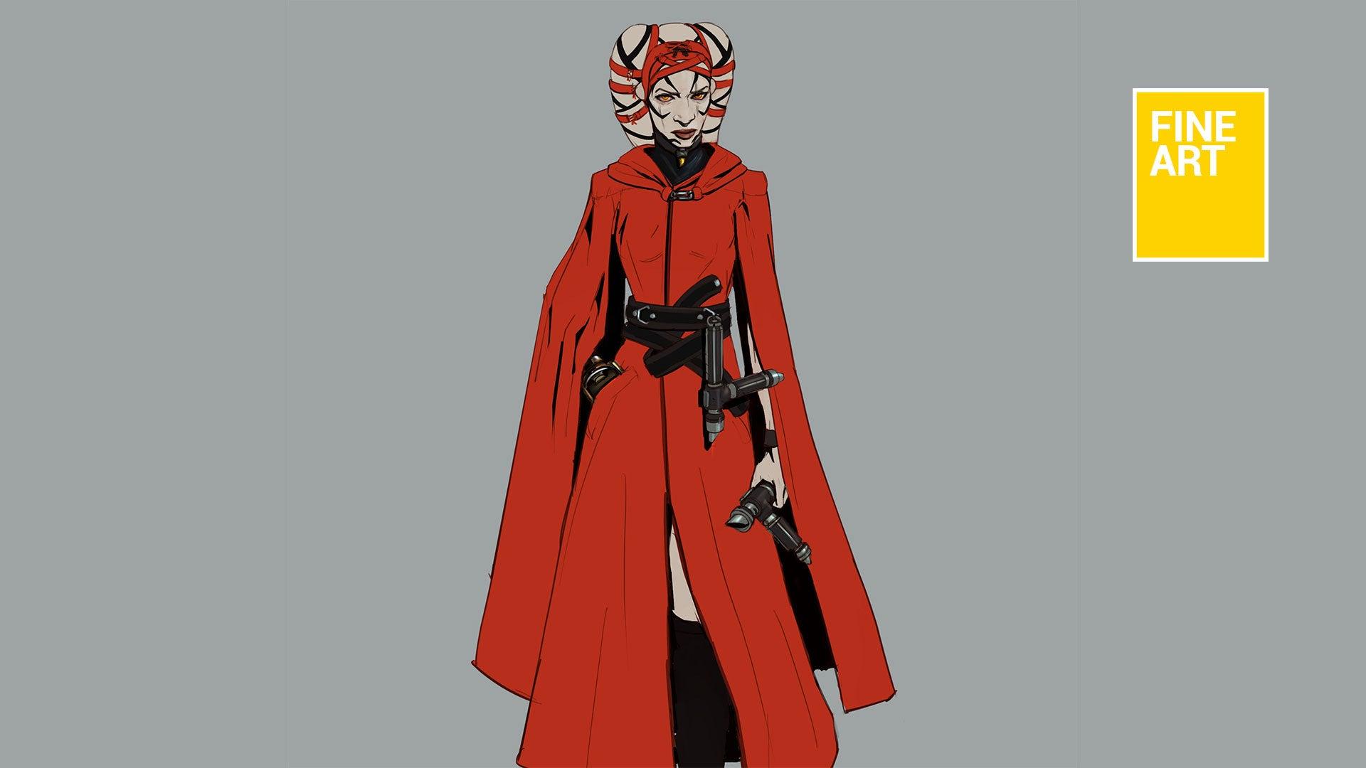 Sharp-Dressed Sith