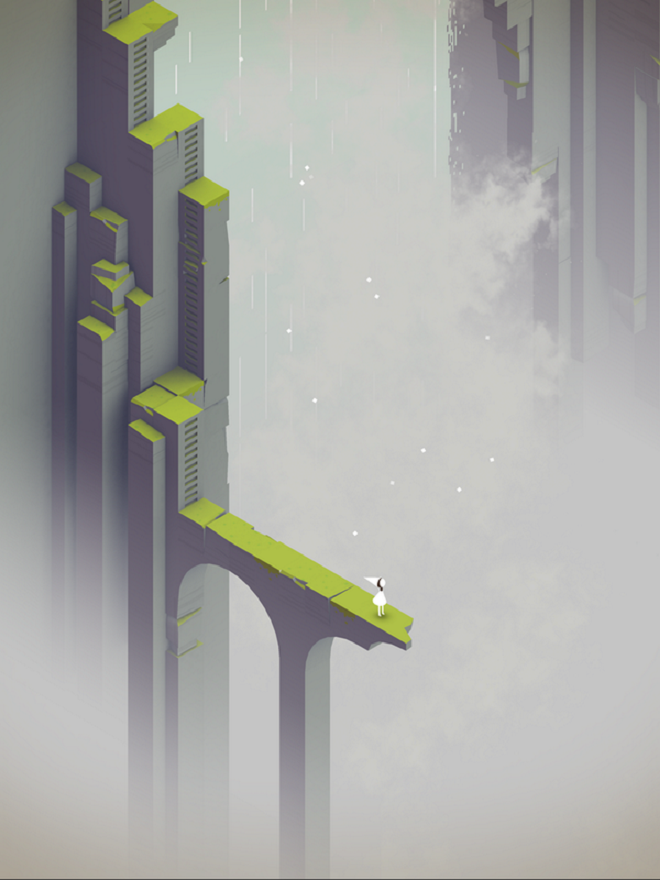 New Monument Valley Level Teaser