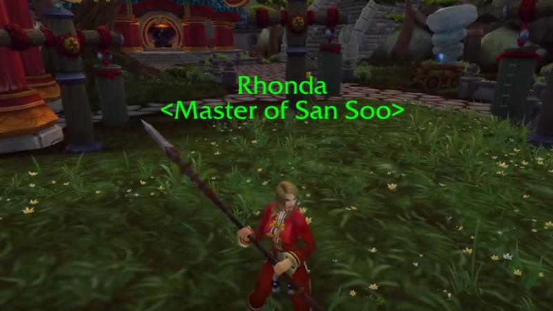 World of Warcraft: Legion Has A Ronda Rousey NPC