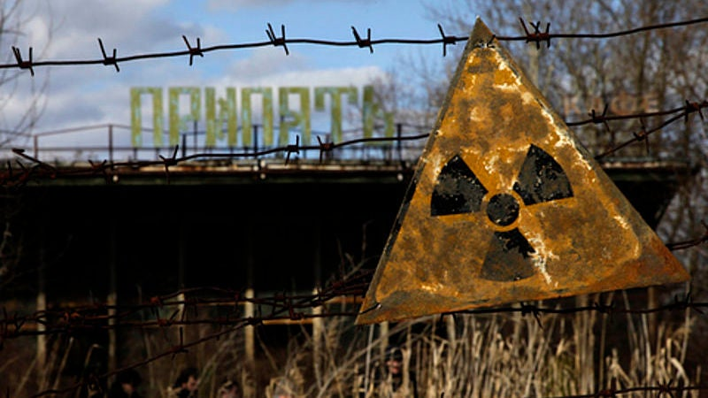 'Harmless' Radioactive Cloud Drifts Over Europe Following Mysterious Nuclear Accident