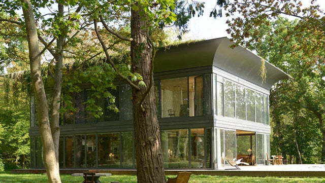 This Is What A Philippe Starck-Designed Prefab House Looks Like