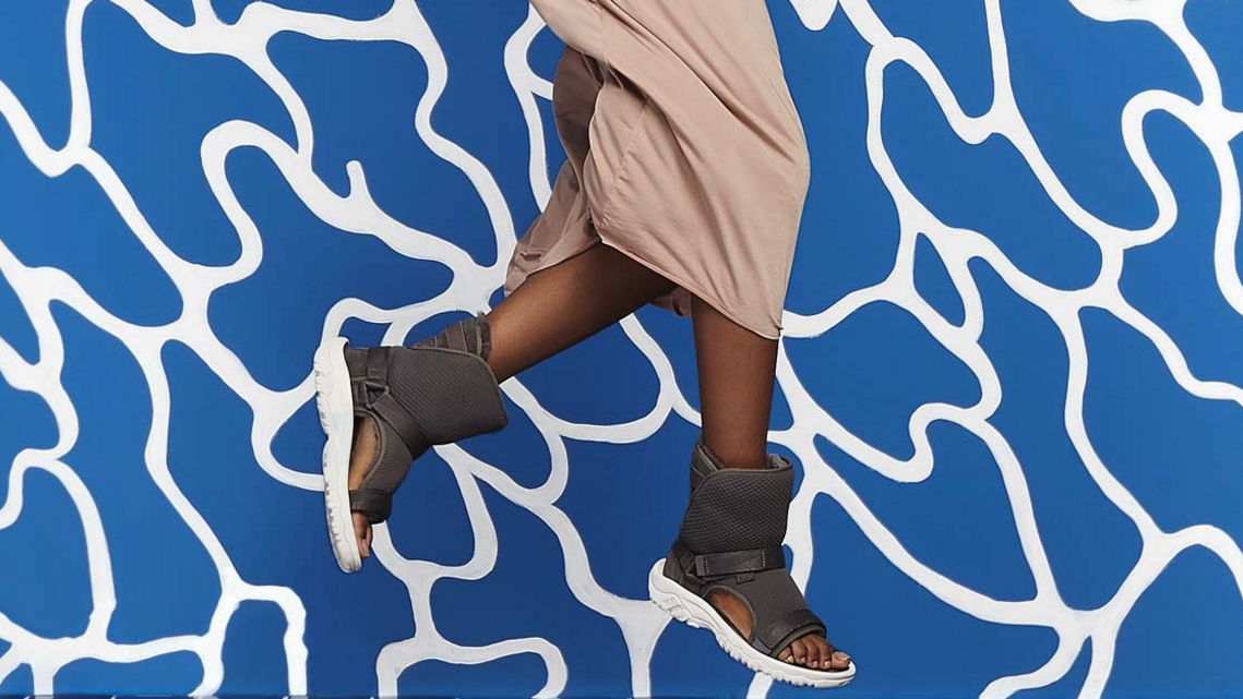 Fake An Injury With New Sandal-Boot Hybrid From Teva And Ugg