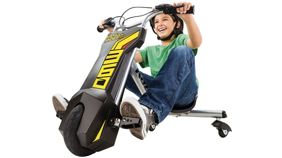Tricycles Were Never This Much Fun When You Were a Kid