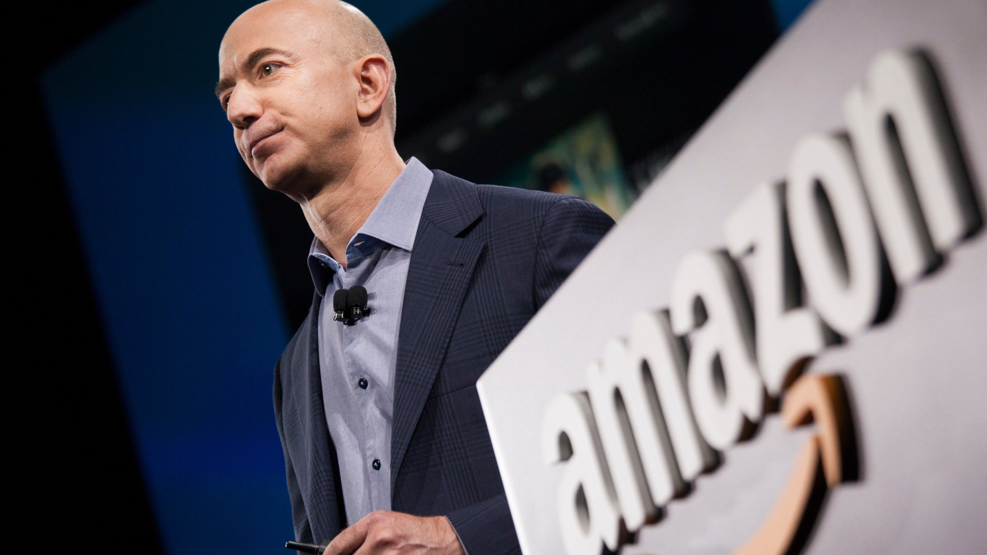 Amazon Office Workers Plan To Strike Over Company's Inaction On Climate Change