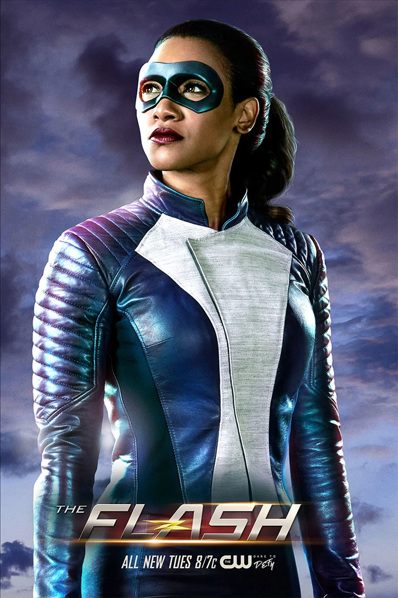 And itu0027s actually really good!  sc 1 st  Gizmodo Australia & For A Single Episode Iris West Is Getting One Of The Best Superhero ...