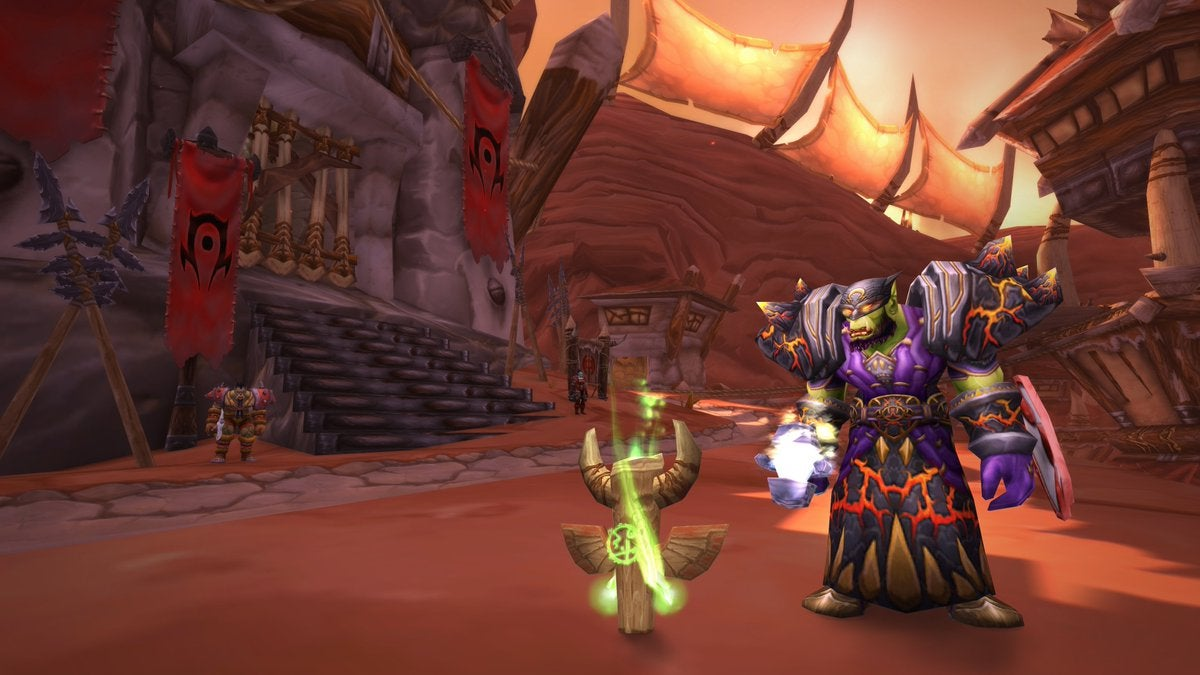 Blizzard Creates Tool To Help Old World Of Warcraft Buddies Find Each Other