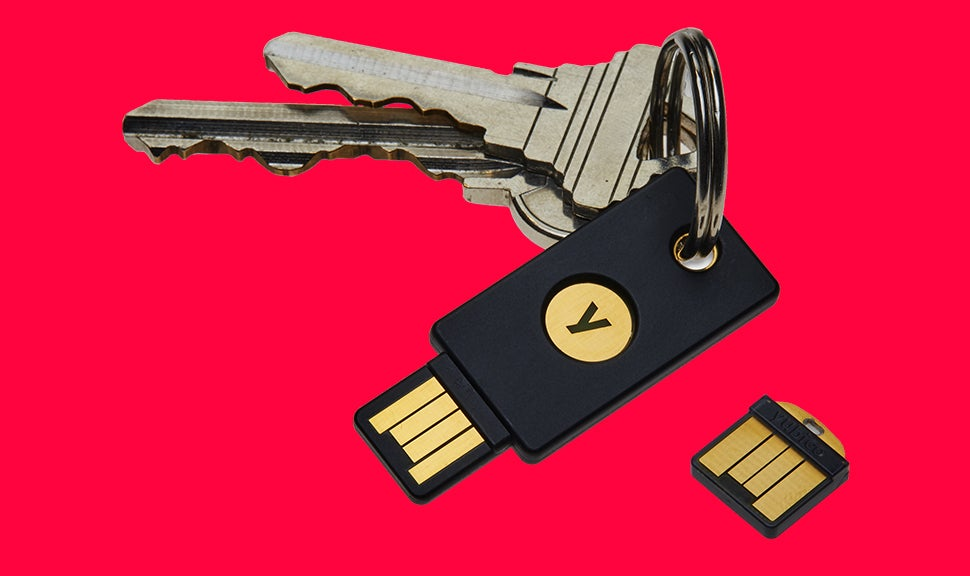 Google Employees' Secret To Never Getting Phished Is Using Physical Security Keys