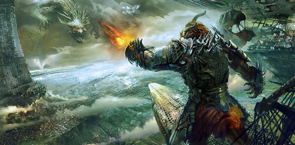 ArenaNet Reveals Heart Of Thorns, The First Expansion For Guild Wars 2