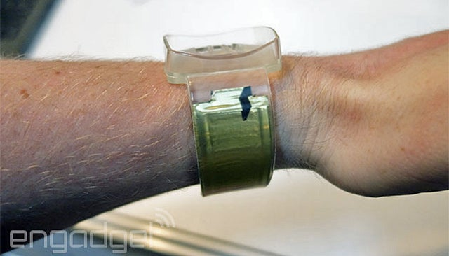 Flexible Battery Straps Could Double a Smartwatch's Runtime