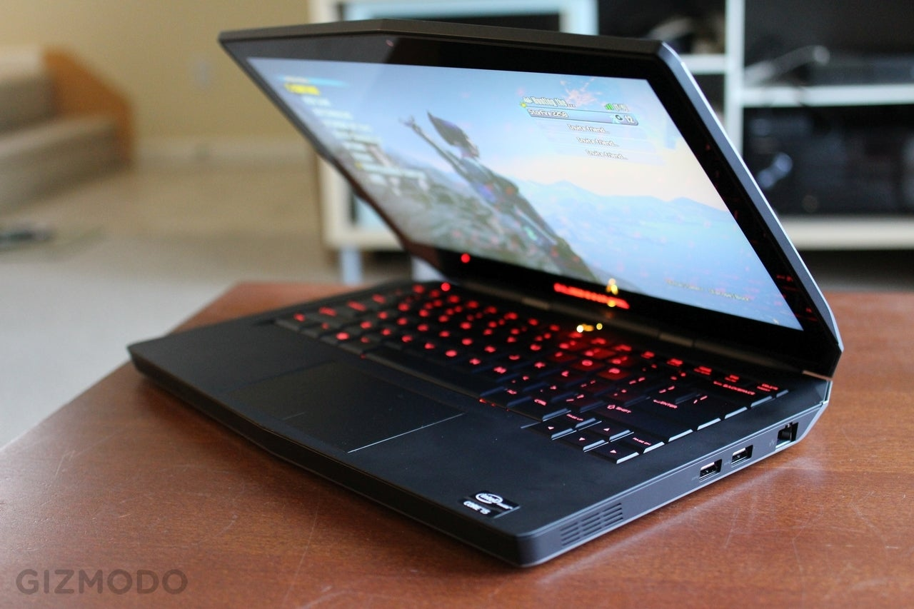 Alienware 13 Review The First Futureproof Gaming Laptop