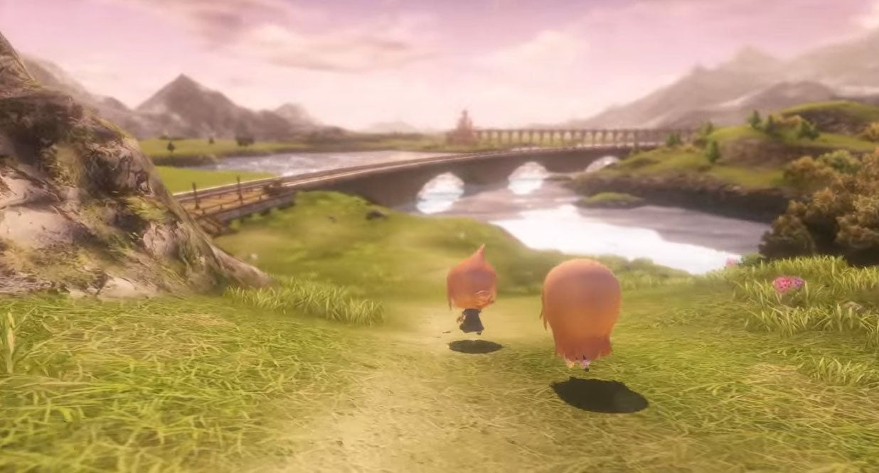 Look At World Of Final Fantasy. Just Look At It.