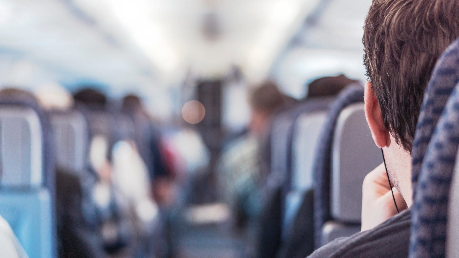 Choose A Seat In The Back Of The Plane For Better Service