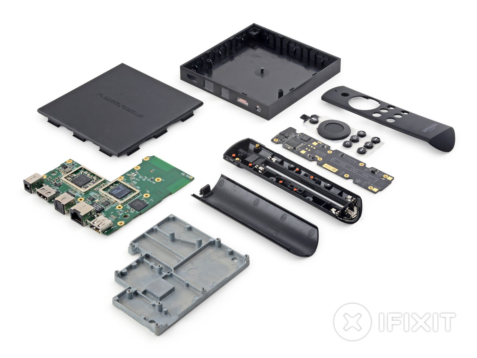What's Inside the Amazon Fire TV