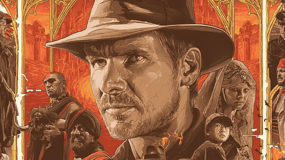 The Indiana Jones Trilogy Looks Incredible In This Triptych Poster
