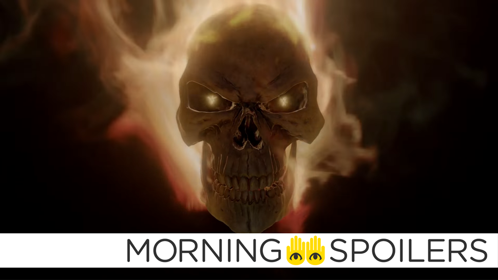 See Ghost Rider Ride Into Action In Set Footage From Agents Of SHIELD