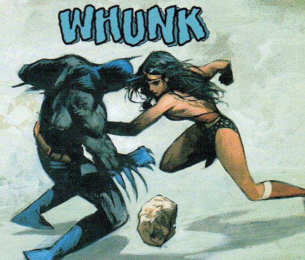6 Heroes Who Had Their Asses Thoroughly Kicked by Wonder Woman