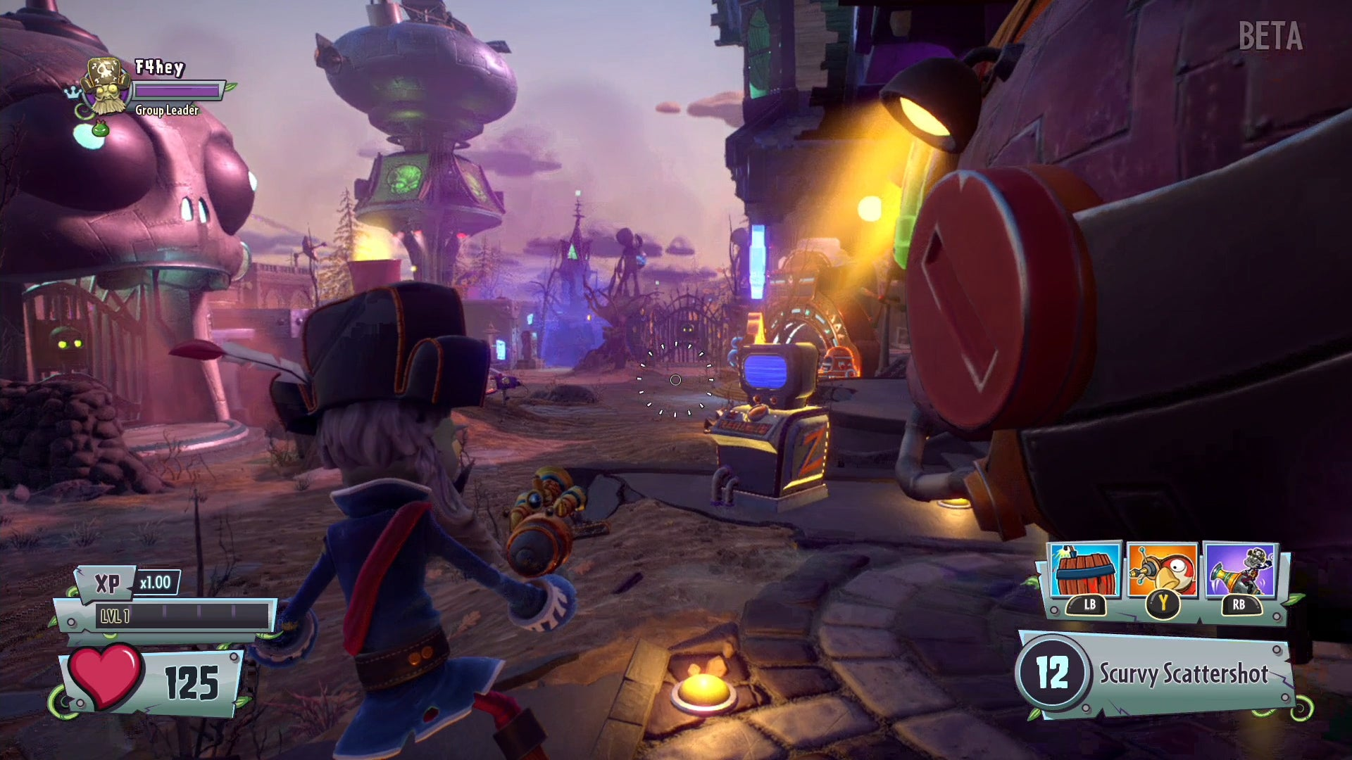Garden Warfare 2's Coolest New Addition Is The Bit Between Battles