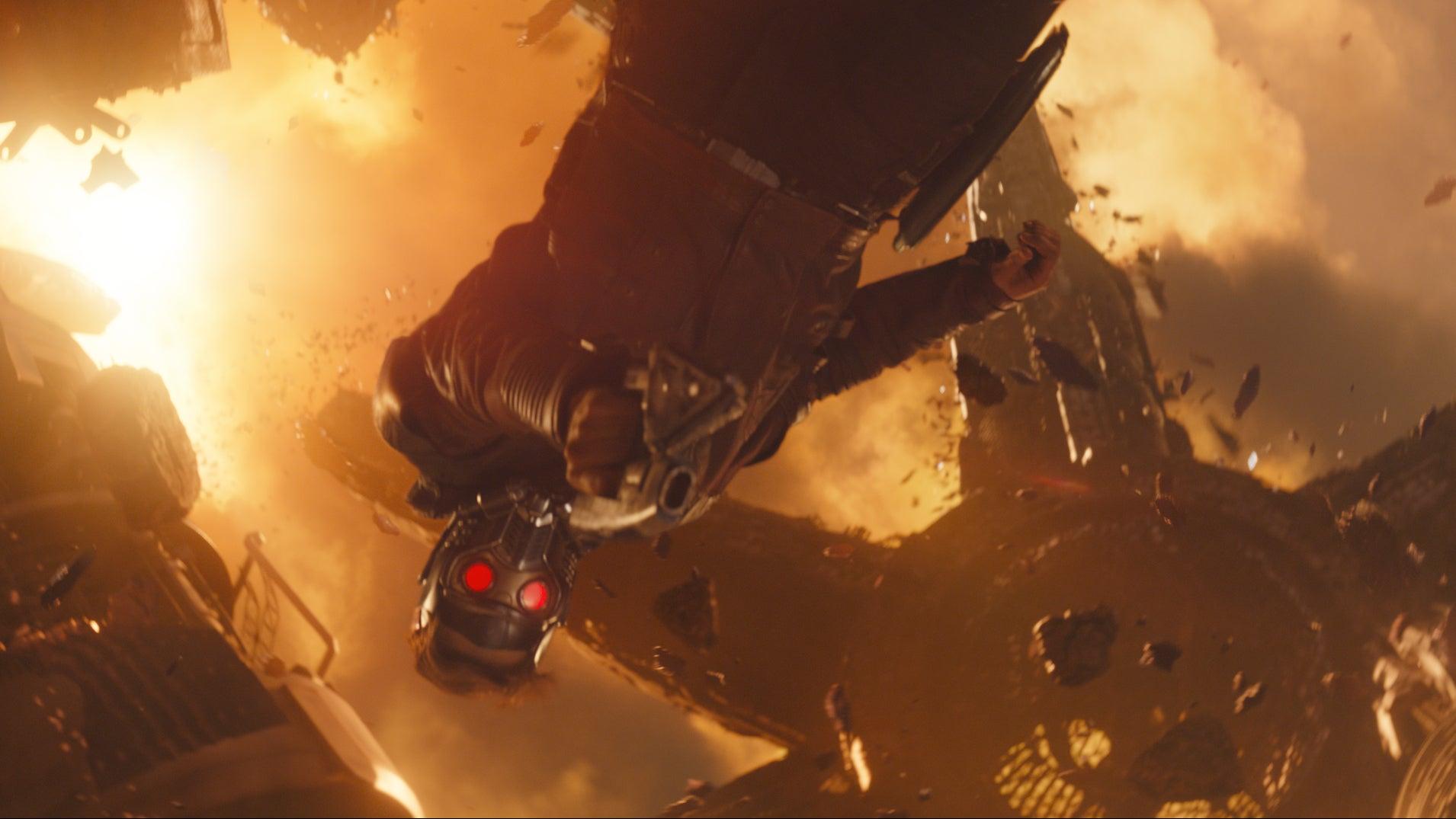Chris Pratt Wants You To Cut Star-Lord Some Slack For ThatInfinity War Blunder, OK?