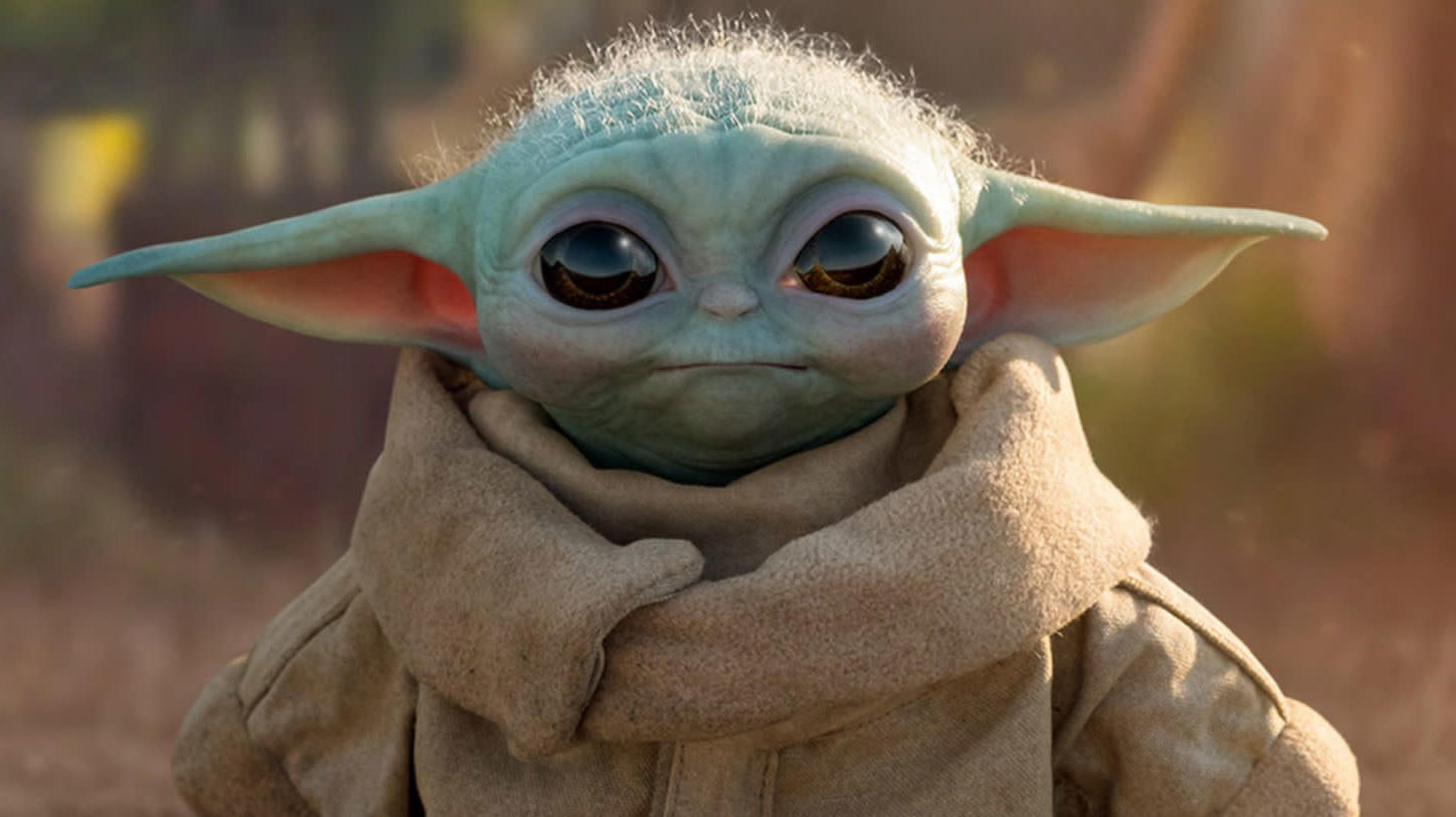 $520 Baby Yoda Figure Is An Exercise In Abject Terror