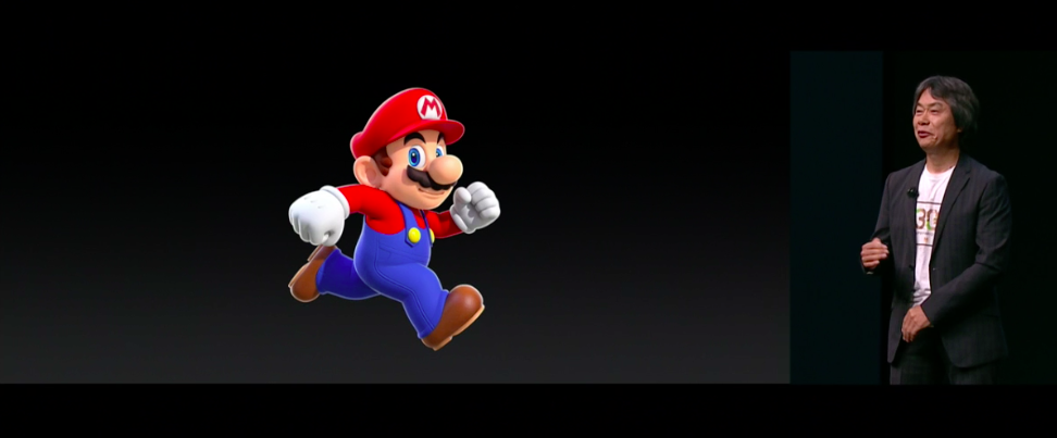 Nintendo AnnouncesSuper Mario RunFor iOS And Android