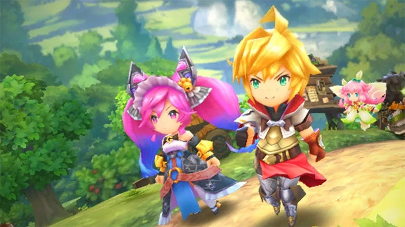 Nintendo's New Mobile RPG Is A Slick Version Of The Same Old Thing