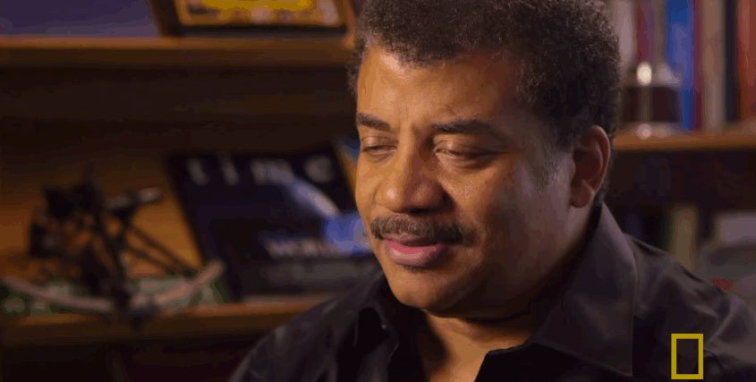 Watch Neil deGrasse Tyson Choose: Millennium Falcon or USS Enterprise?