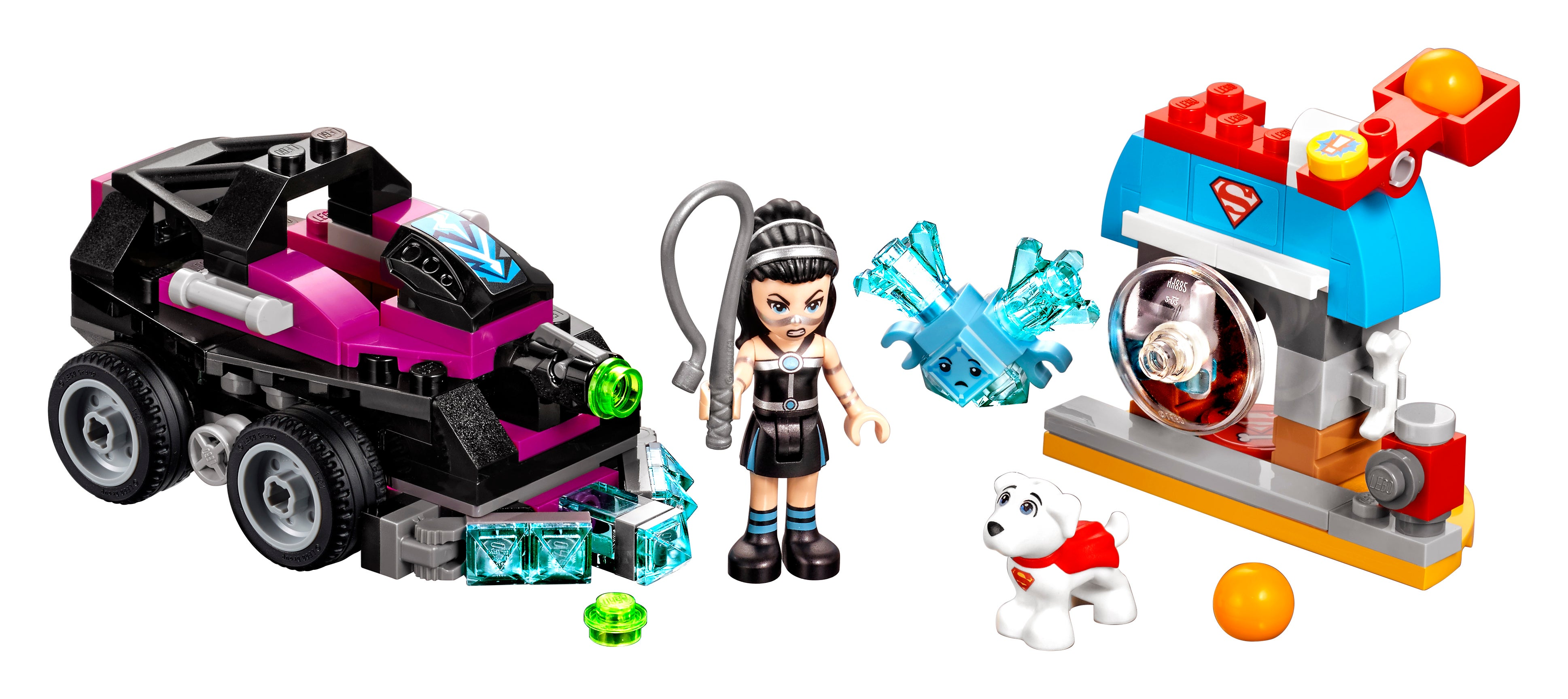 Dc Super Hero Girls Sets Make The Most Of Legos Friends Line