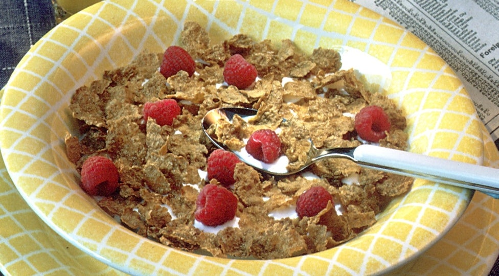 Be Mindful of Cereal Flake Size to Eat Healthy Portions