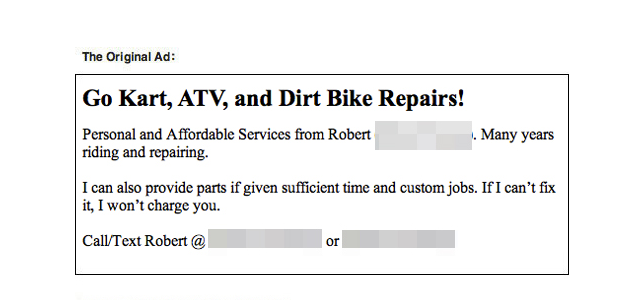 Please Don't Ask Repairmen To Fix Your Mario Kart