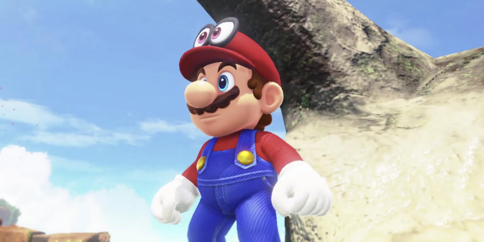 E3 Day Three Podcast:Nintendo, Super Mario Odyssey