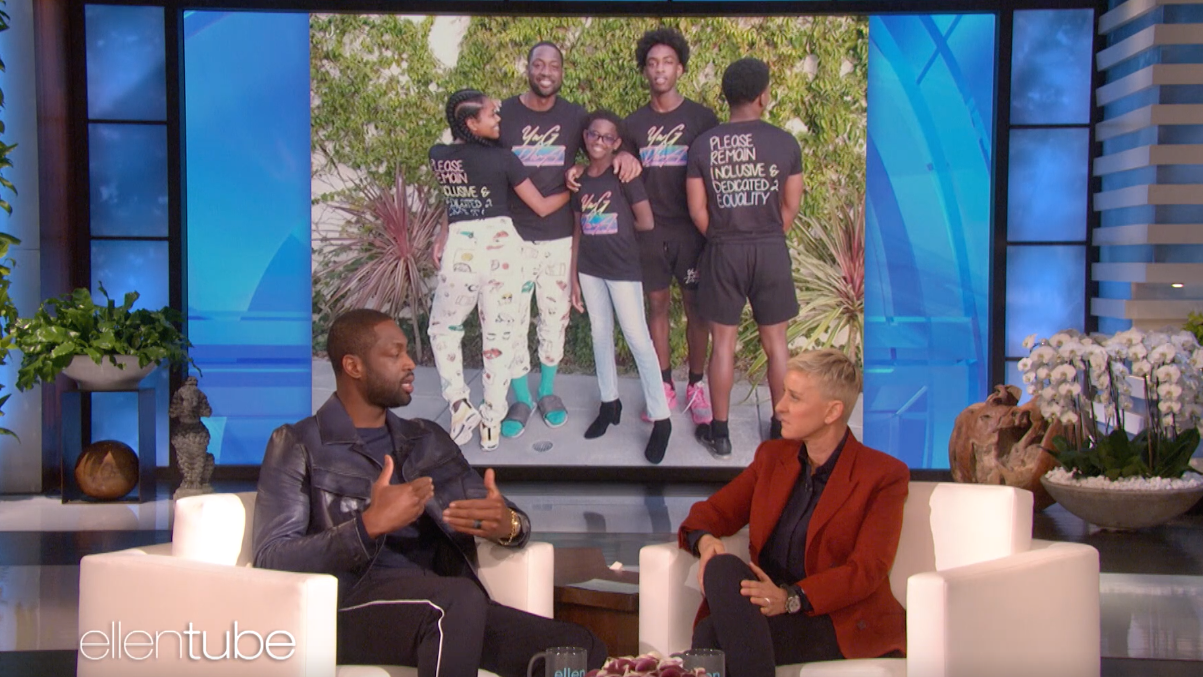 What Dwyane Wade Can Teach Us About Parenting An LGBTQ+ Child