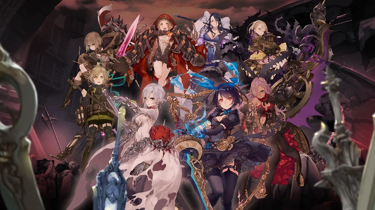 Nier Creator's Mobile RPG SINoALICE Goes Global July 1
